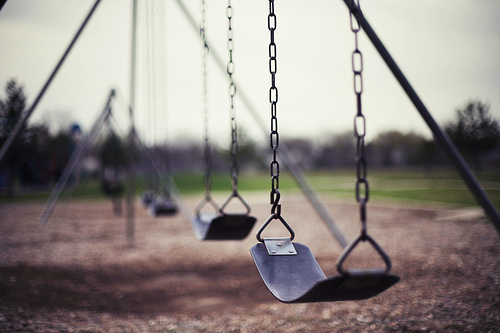 Swing-Sets & SchoolSteps.
