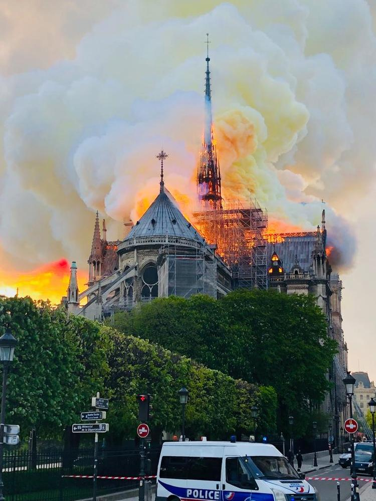 Source: https://www.archdaily.com/915138/fire-at-the-notre-dame-cathedral