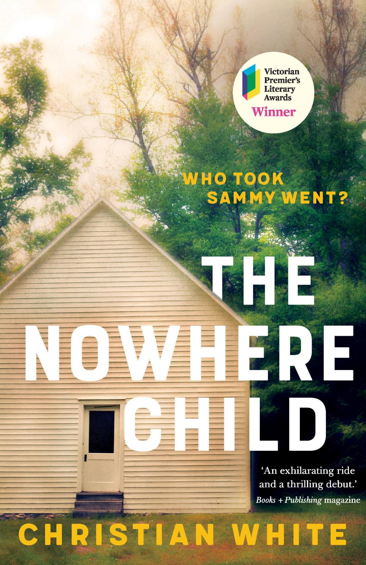 Book Review: The Nowhere Child.