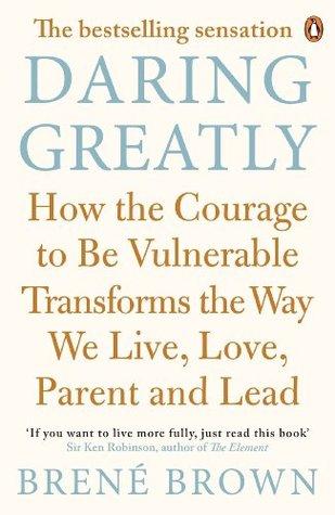Book Review: DaringGreatly.