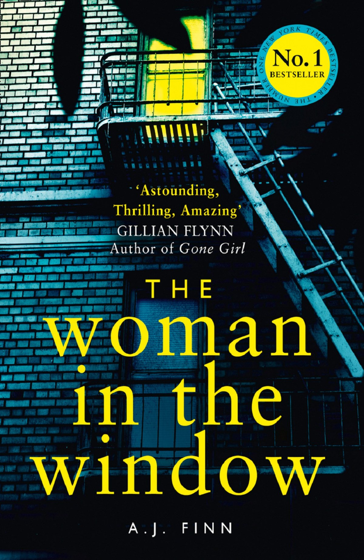 Book Review: The Woman In The Window.
