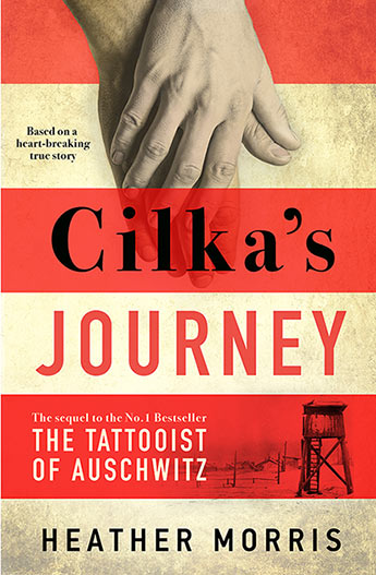Book Review: Cilka's Journey.