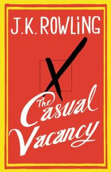 Book Review: The Casual Vacancy.