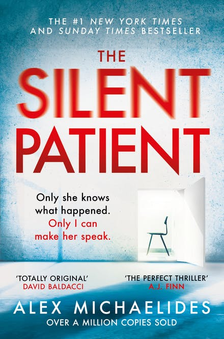 Book Review: The Silent Patient.