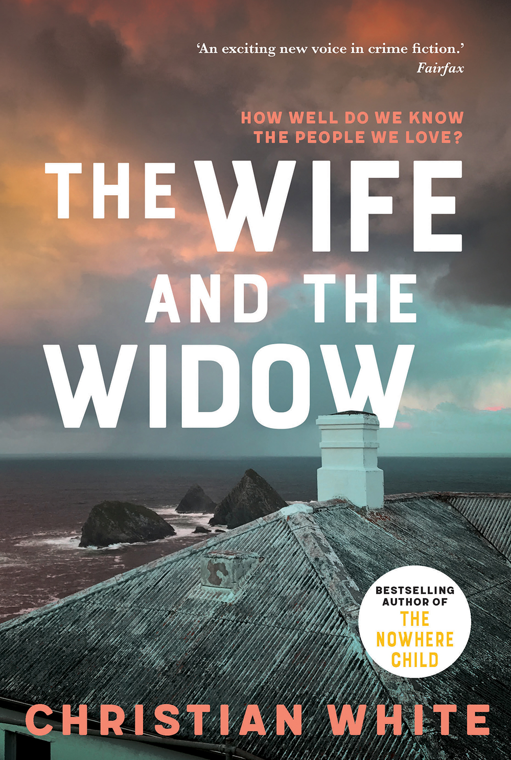Book Review: The Wife and The Widow.